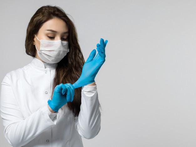 Rękawiczki jednorazowe – rękawiczki nitrylowe czy rękawiczki lateksowe? Które wybrać?